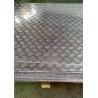 Buy cheap 4mm Aluminium Checker Plate , Aluminum Diamond Tread PlateFor Ceilings / Walls from wholesalers