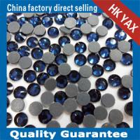 Buy cheap china manufacturer gold hematite iron on crystals DMC ;crystals DMC for shoes decoration from wholesalers