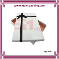 Buy cheap Custom Made Luxury Design Apparel paper packaging t-shirt box ME-TB004 from wholesalers