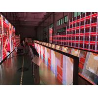 Buy cheap High Brightness Outdoor Advertising Led Display Screen, Football Stadium Perimeter from wholesalers