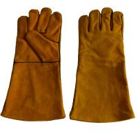 Buy cheap Long finger Workout Safety Gloves Anti slip Safety Gloves for men and women from wholesalers