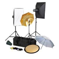 Buy cheap NiceFoto Photographic studio strobe flash lighting equipment - Business Simple Operation kits from wholesalers