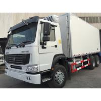 Buy cheap Sinotruk HOWO Refrigerator Box Truck With Truck Reverse Camera System from wholesalers