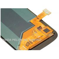 Buy cheap 4.8 Inch S3 LCD Touch Screen Touch Digitizer Home Button AAA Grade IPS Material product