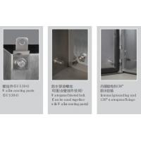 Buy cheap Galvanized Surface Treatment Control Panel Cabinet IP56 Protection product