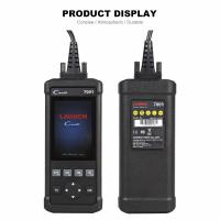 Buy cheap Launch Creader 7001F Full Launch Diagnostic Tools Full OBD2 Funtions Scanner with EPB/BMS/DPF/SAS/BLEEDING ,Oil Reset from wholesalers