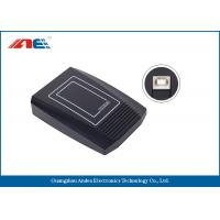 Buy cheap Multi - Functional USB RFID Reader RFID Scanner For Time And Attendance System from wholesalers