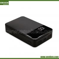 Buy cheap Quick Charge 10000mAh Portable Power Bank  LED Digital Display Portable Charger from wholesalers