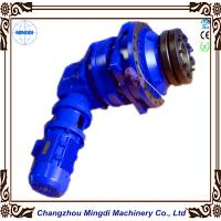 Buy cheap Assembly with Electric Motor Planetary Reducer Gearbox for Irrigation Systems from wholesalers