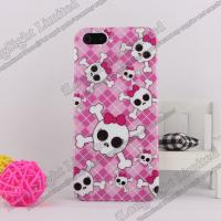 Buy cheap Human Skeleton Pattern Hard Plastic Case For iPhone 5 from wholesalers