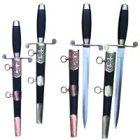 Buy cheap decorative russia knife short sword 95N9008 from wholesalers