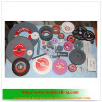 Buy cheap Vitrified Bond Diamond Grinding Wheel Abrasive from wholesalers