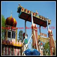 Buy cheap Rotate Search For Adventure Game Manufacturer Flying Carpet Adult Ride Amusement from wholesalers