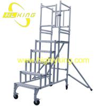 Buy cheap DIY Aluminium Working Platform /Aluminium Rolling Scaffold Tower(HJ-118) from wholesalers