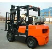 Buy cheap forklift truck LPG& Gasoline powered 2 tons from wholesalers