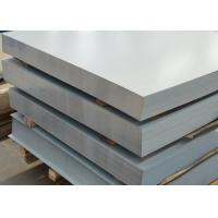 Buy cheap Zero Spangle Hot Dip Galvanized Steel Sheet 0.15 - 4.0mm Thickness from wholesalers