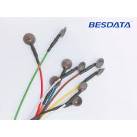 Buy cheap Wearable EEG Active Sintered Silver Silver Chloride Electrodes Used In Surgical Electro-Cap from wholesalers