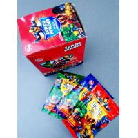 Buy cheap Super heroes powder candy with poker healthy and funny product