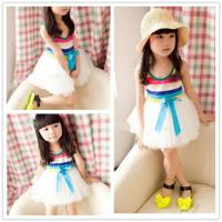 Buy cheap Free sample roupa infantil 2014 world cup baby dress tutu mixed order wholesale from wholesalers