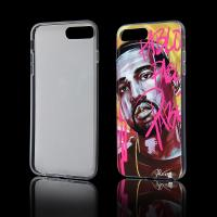Buy cheap Custom made mobile phone case high quality technology IMD IML printed phone case for iphone 7 plus case from wholesalers