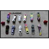 Buy cheap High quality wholesale zipper Slider,zipper heads,colorful metal slider zipper head lock from wholesalers