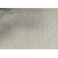 Buy cheap Polyester Coated Blackout Curtain Lining Fabric 3 Passes Flocking from wholesalers