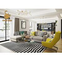 Indoor Kitchen Area Rugs / Underlay Felt Polyester Non Slip Floor Mats For Home