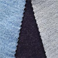 Buy cheap indigo spandex denim fabric product