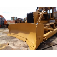 Buy cheap Japan Original Used Caterpillar CAT D8K Bulldozer crawler tractor second hand D5 D6 D7 D8 dozer for sale from wholesalers