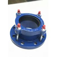 Buy cheap 4 Inch Cast Iron Pipe Fittings With Rubber Seal Corrosion Resistance from wholesalers