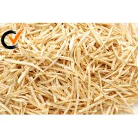 China Natural Dehydrated Vegetables Dried Burdock Strips 4 * 4 * 80mm HACCP on sale