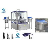 Buy cheap 30ML Filling Volume Mascara Filling Machine SUS304 with Vibration Table from wholesalers