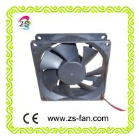 Buy cheap 12v server fan 80*80*25 sleeve bearing fan made in china from wholesalers