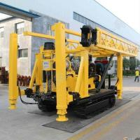 Buy cheap Crawler hydraulic drilling machine from wholesalers