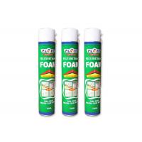 Buy cheap Multi Purpose PU Foam Spray High Bonding Strength Heat Resistant Sealant from wholesalers