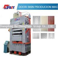 Buy cheap Hot press,door skin press,HDF molded press,MDFmolded press,veneer door skin press from wholesalers