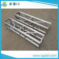 Buy cheap Used aluminum truss 400x400 system roof truss , truss stage , light truss from wholesalers