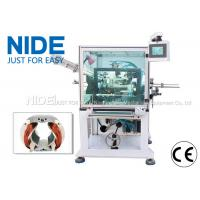 Buy cheap Full Automatic Stator needle Winding Machine / Aluminum , Copper Wire Winding Machine from wholesalers