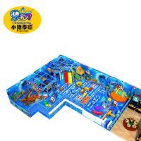 Soft Indoor Jungle Gym Equipment , Customized Kids Soft Play Equipment