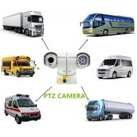 Buy cheap Intelligence Waterproof Car PTZ Camera 700TVL with 150m Distance , High speed from wholesalers