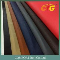 Buy cheap 0.6 - 1.0mm Thickness PVC Artificial Leather for Sofa and Chairs from wholesalers