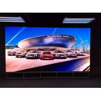 Buy cheap 4K HD P2.5 Indoor Led Screens Black SMD 3IN1 2121 Original Epstar Chip from wholesalers