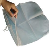 Buy cheap Food Grade Nylon Material Mesh Filter Bags 80 100 150 Microns Longlife product