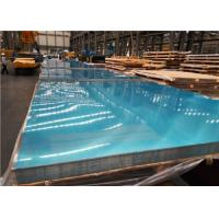 Buy cheap High Strong Marine Aluminum Sheet H32 H34 5454 Aluminum Plate Length Customized from wholesalers
