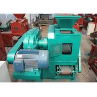 Buy cheap Roller Press Biomass Charcoal Briquetting Machine 1.45T Gross Weight from wholesalers