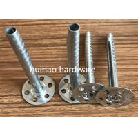 Buy cheap Metal Expansion Insulation anchor Pins With 35mm Perforated Head For Fixing Celotex from wholesalers