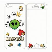 Buy cheap High Quality Cartoon Design Screen Protector for iPhone 5 from wholesalers