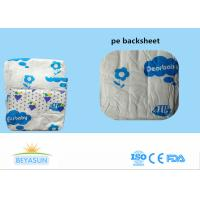 Buy cheap Professional Infant Baby Diapers Disposable PE Backsheet PP Front Tape from wholesalers
