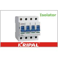 Buy cheap Indoor IP20 Mini Isolator Switch Mini Circuit Breaker 100 Amp MCB from wholesalers