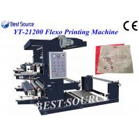 Buy cheap High Precision Automatic Roll to Roll Flexo Printing Machine for Non Woven Fabric Printing from wholesalers